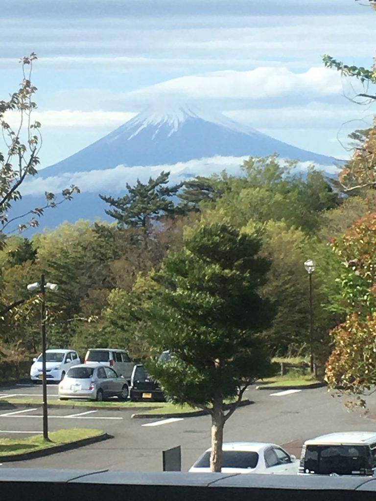 伊豆マリオット修善寺 富士山