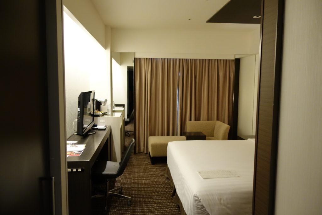 コートヤード・マリオット銀座東武ホテル部屋