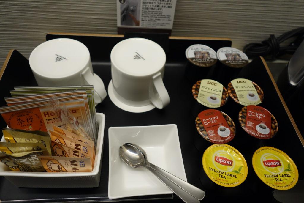 コートヤード・マリオット銀座東武ホテルコーヒー