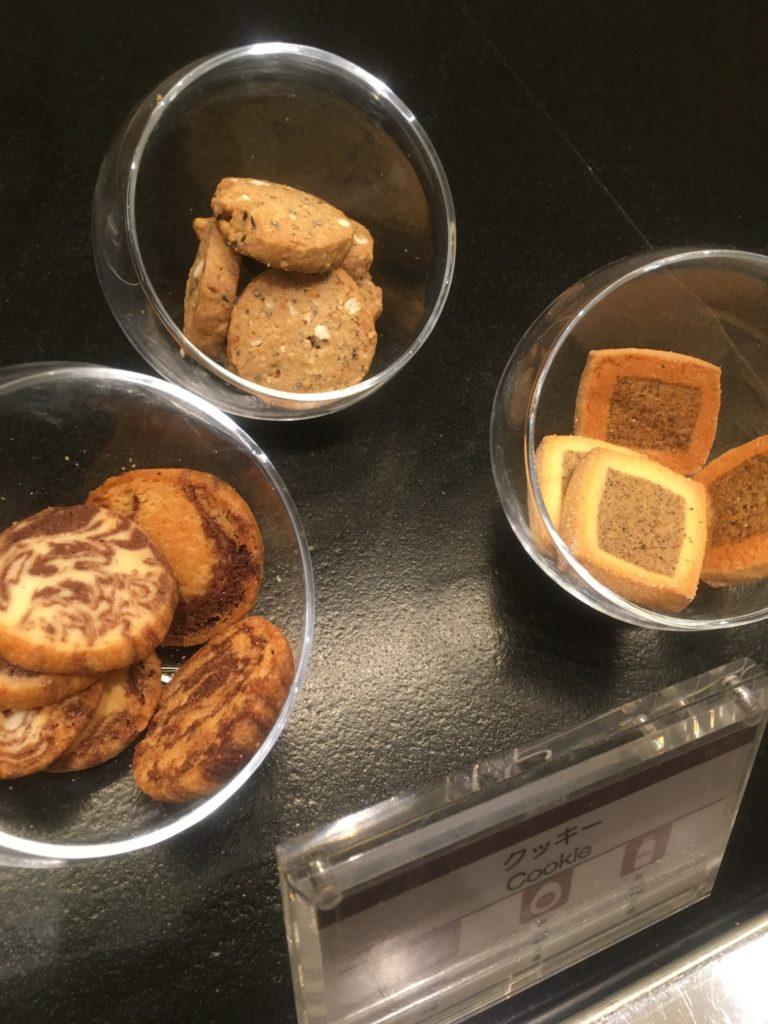 ザ・プリンスさくらタワー東京、オートグラフコレクションラウンジクッキー
