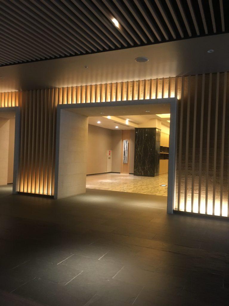 ザ・プリンスさくらタワー東京、オートグラフコレクション廊下