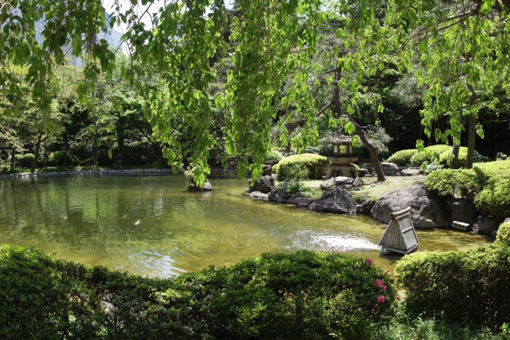 ザ・プリンスさくらタワー東京、オートグラフコレクション庭園9
