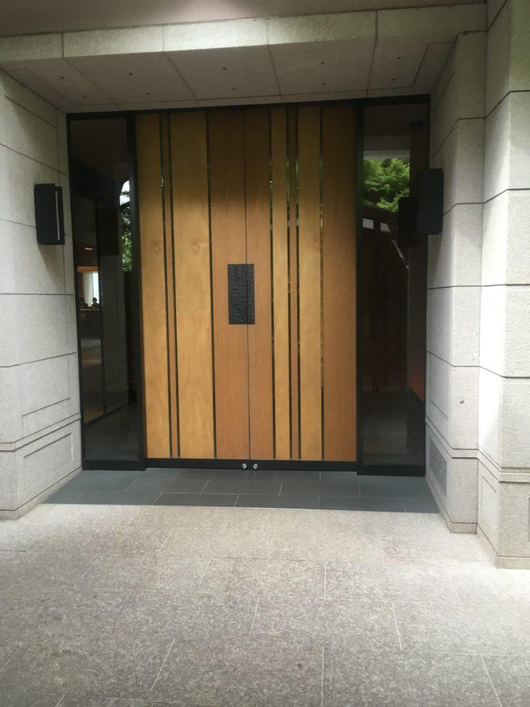 ザ・プリンスさくらタワー東京、オートグラフコレクションドア
