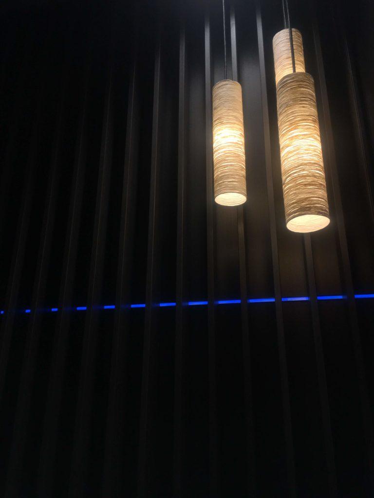 仙台空港ANAラウンジ照明