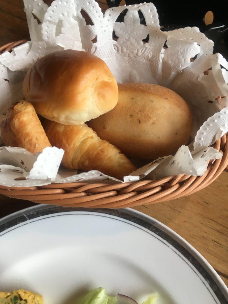 季の庭朝食パン