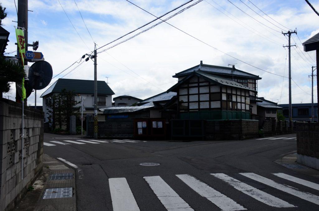 弘前ふらいんぐうぃっち交差点