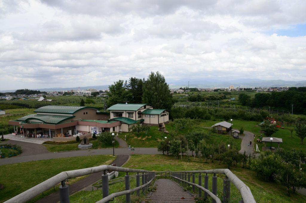 弘前ふらいんぐうぃっち弘前りんご公園4