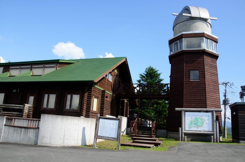 洞爺湖天体のメソッド天文台