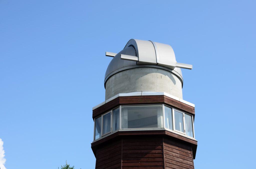 洞爺湖天体のメソッド天文台3