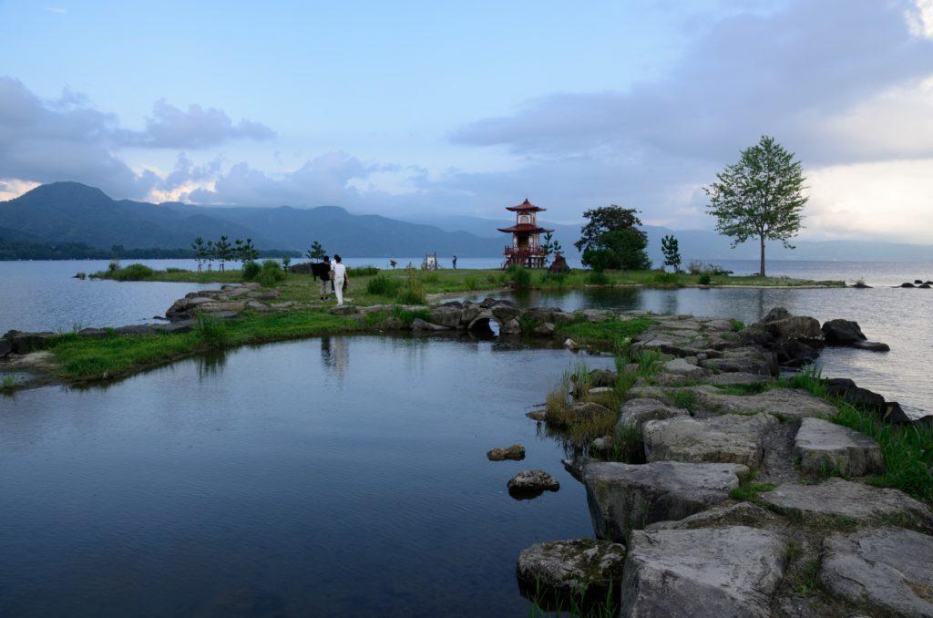 洞爺湖天体のメソッド