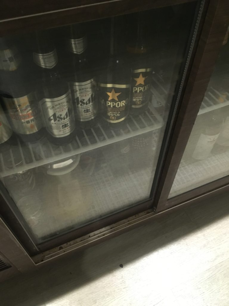 軽井沢マリオットラウンジビール