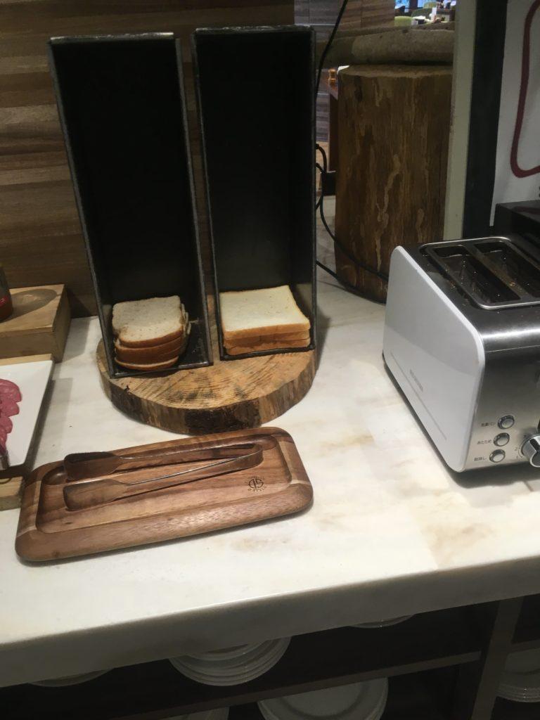軽井沢マリオット朝食パン4