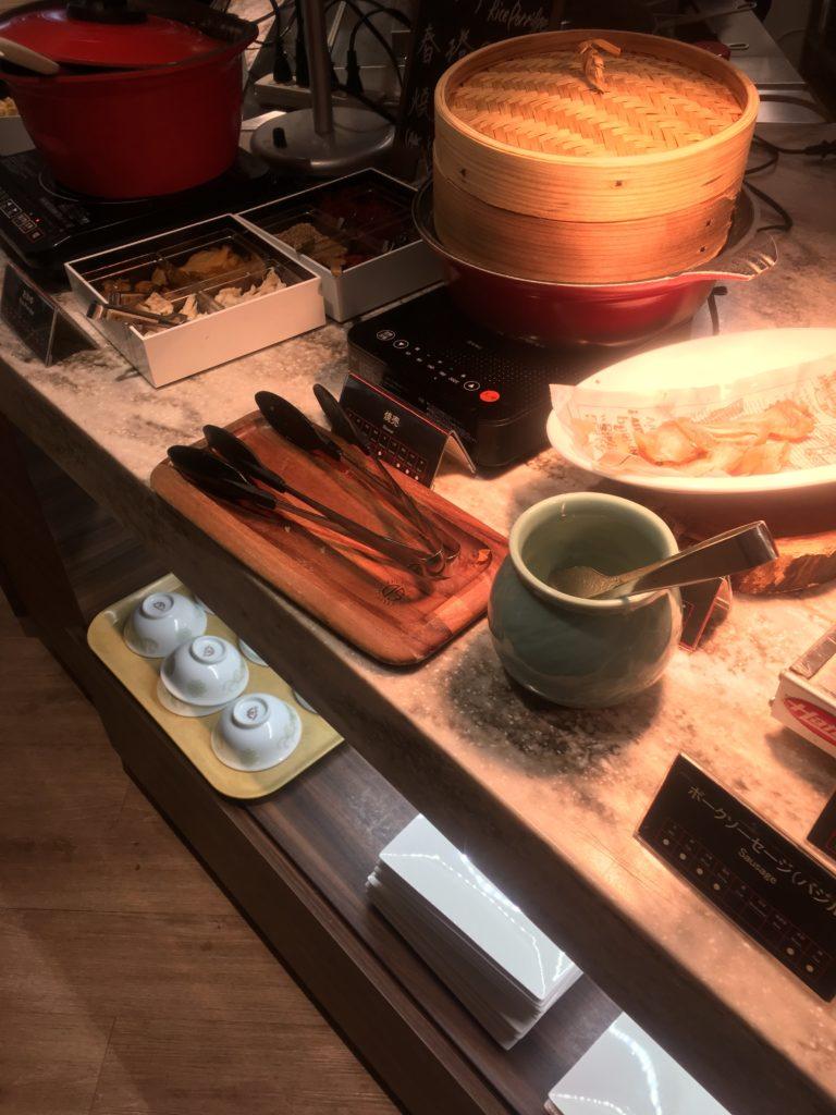軽井沢マリオット朝食4