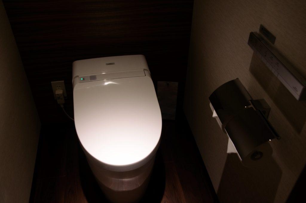 軽井沢マリオットトイレ
