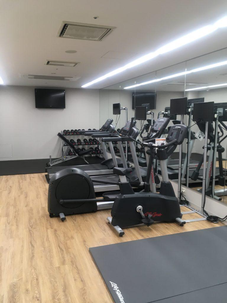 軽井沢マリオットフィットネス2