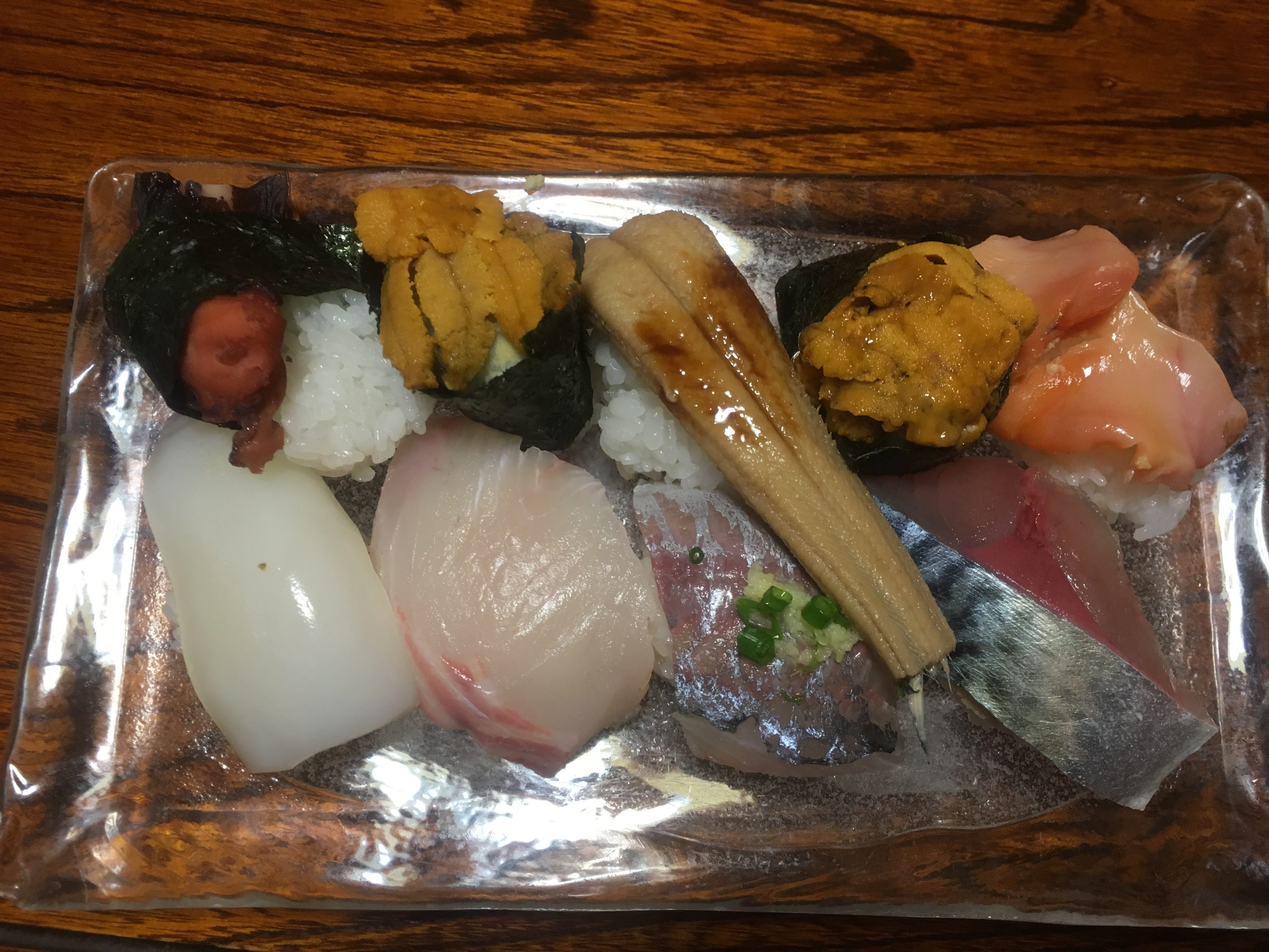 別府大和田鮨お寿司