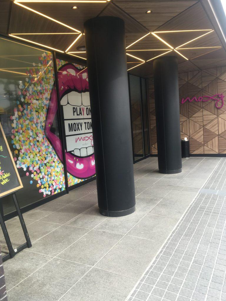 モクシー東京錦糸町入口