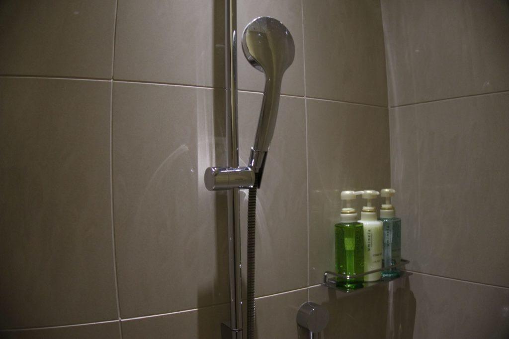 ウェスティンホテル仙台お部屋シャワー
