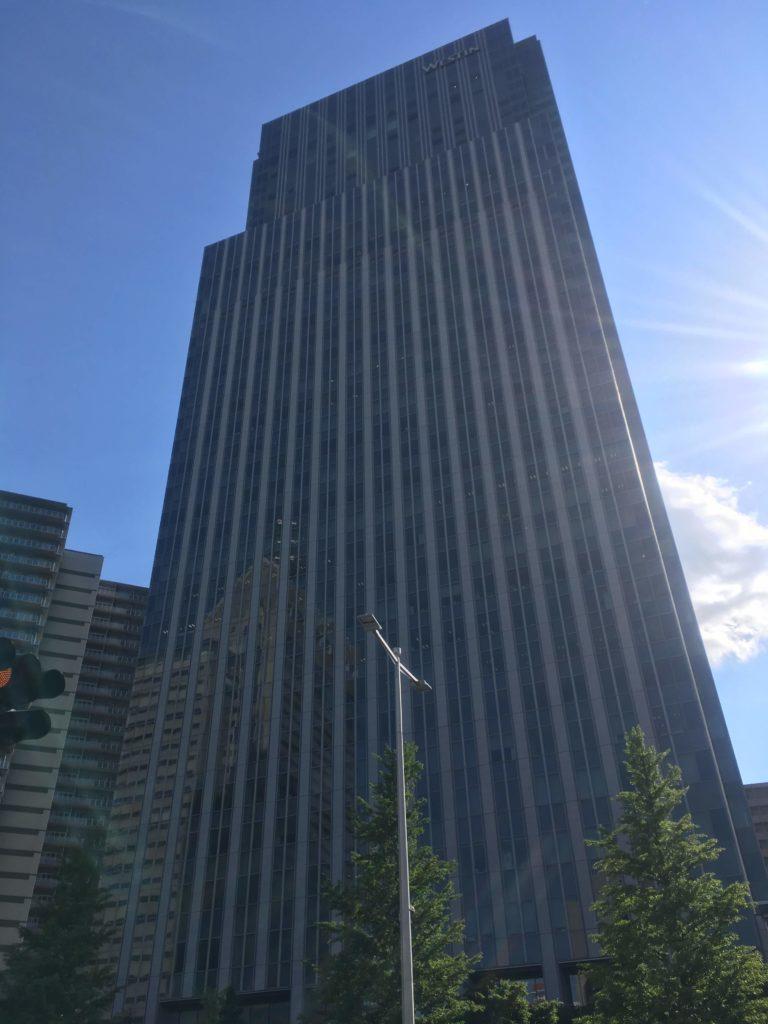仙台トラストタワー ウェスティンホテル仙台