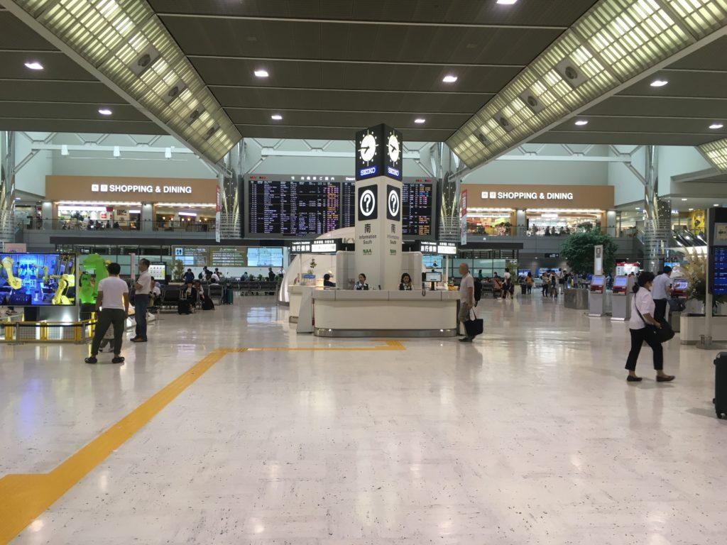 ロンドンけいおん!成田空港