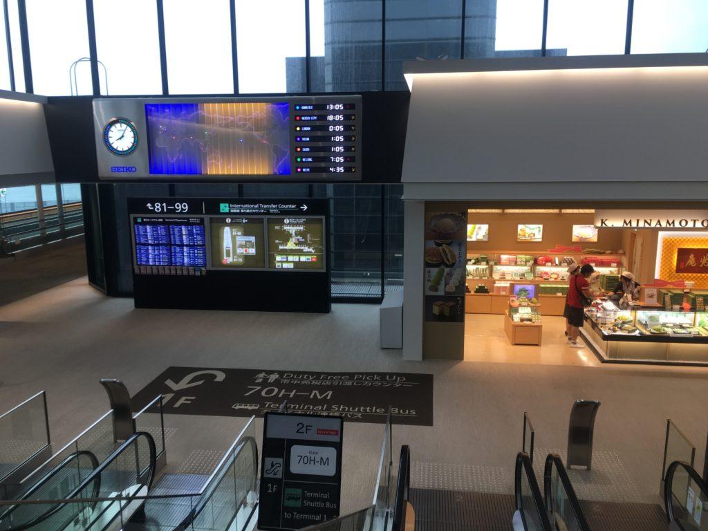 ロンドンけいおん!成田空港2