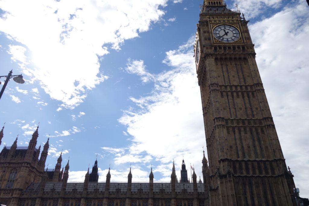 ロンドンけいおん!エリザベスタワー