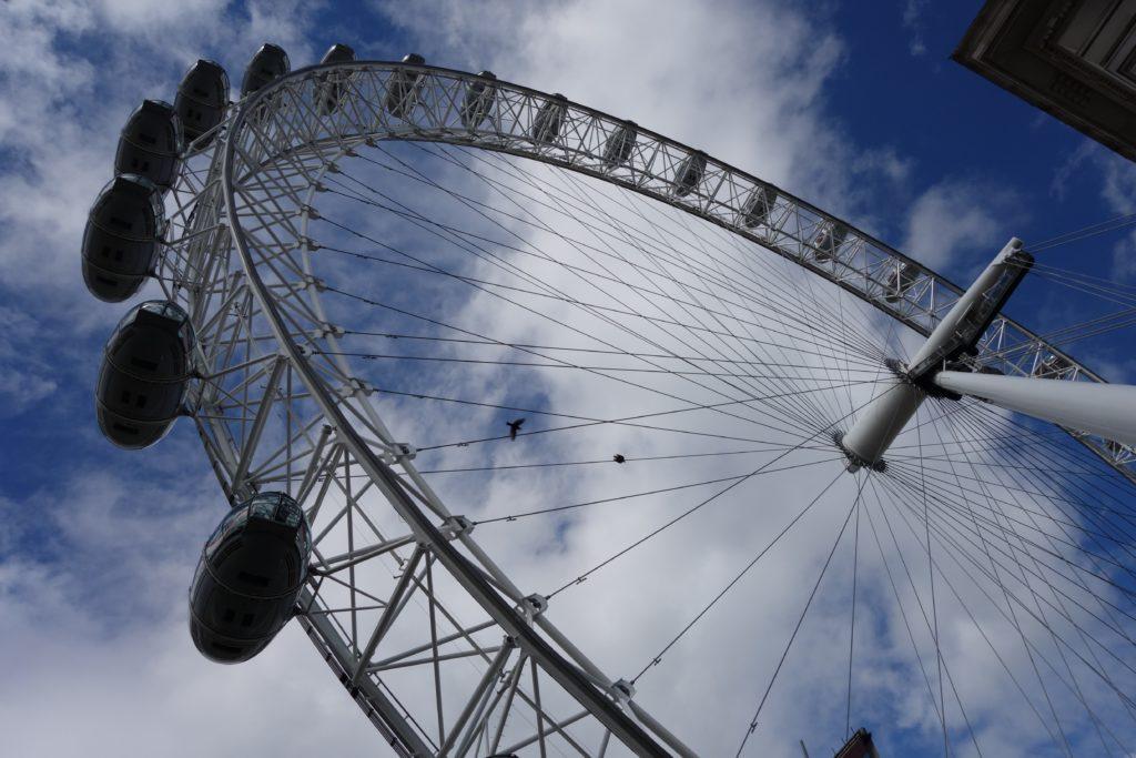 ロンドンけいおん!ロンドンアイ