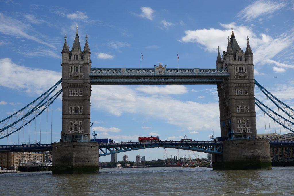 ロンドンけいおん!タワーブリッジ