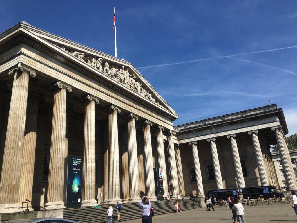 ロンドンけいおん!大英博物館