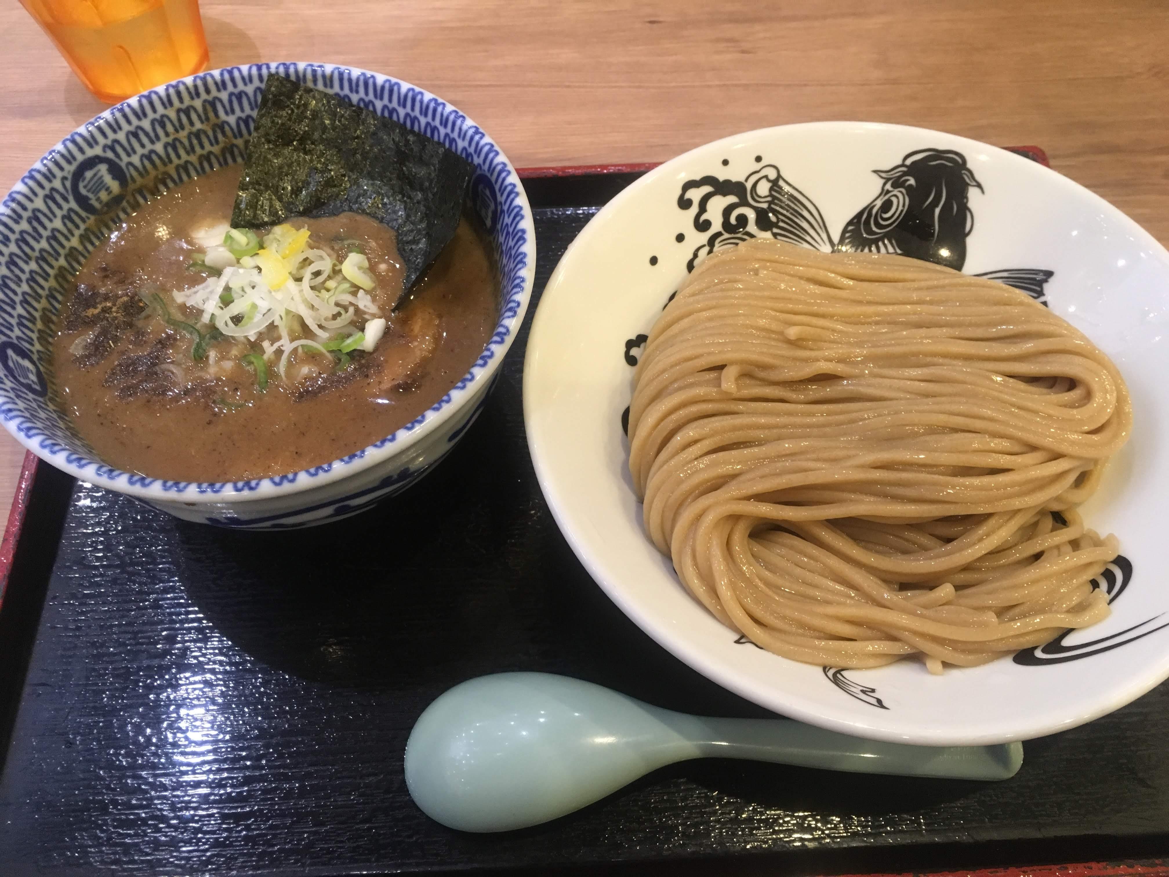 日本の中華そば富田つけ麺