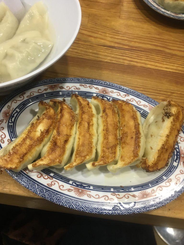 餃子正嗣焼き餃子