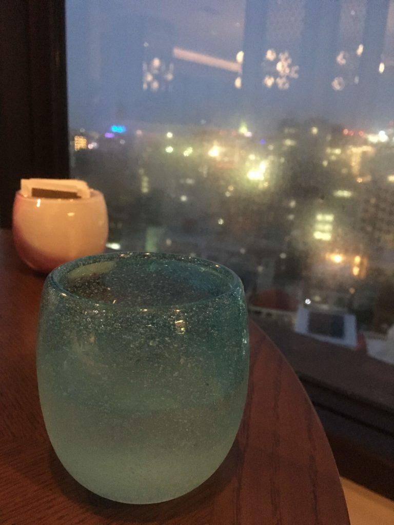ANAクラウンプラザホテル沖縄ハーバービューラウンジ泡盛