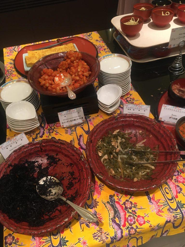 ANAクラウンプラザホテル沖縄ハーバービュー朝食3