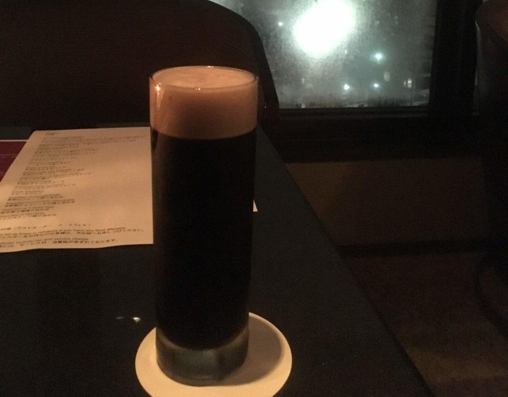 ANAクラウンプラザホテル沖縄ハーバービューウェルカムドリンクビール