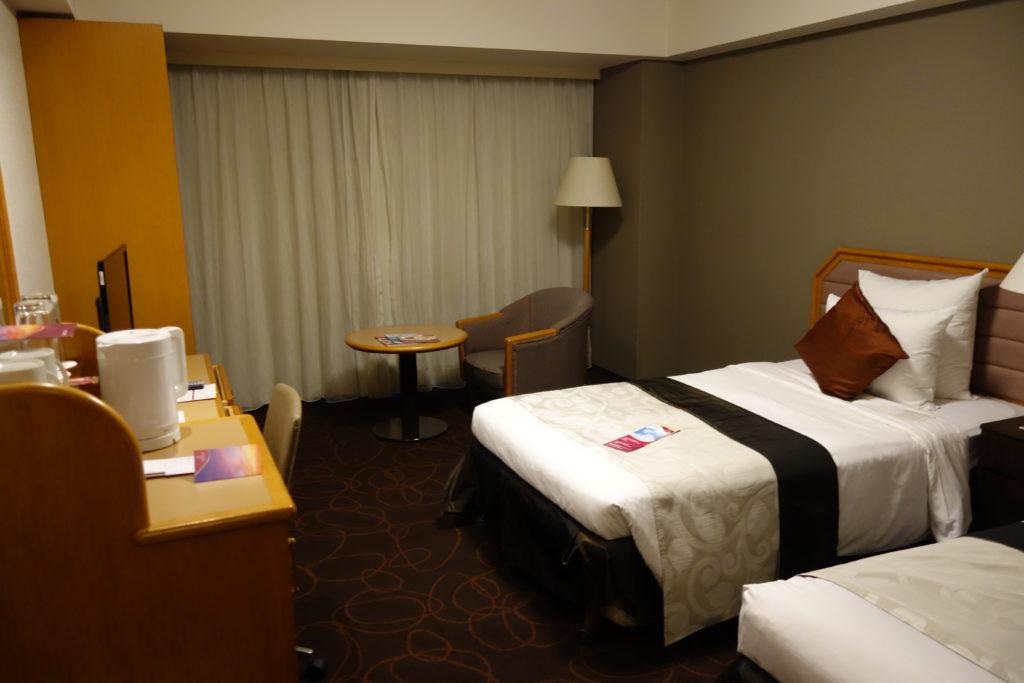 ANAクラウンプラザホテル沖縄ハーバービューお部屋1