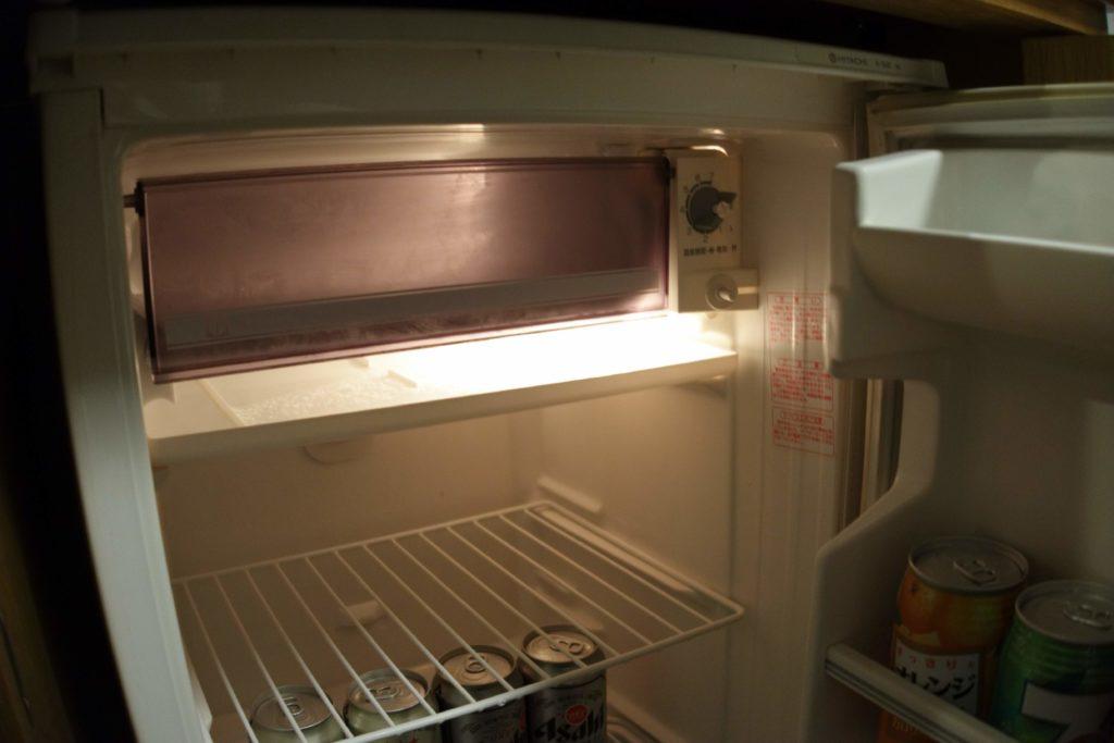 ANAクラウンプラザホテル沖縄ハーバービュー冷凍庫