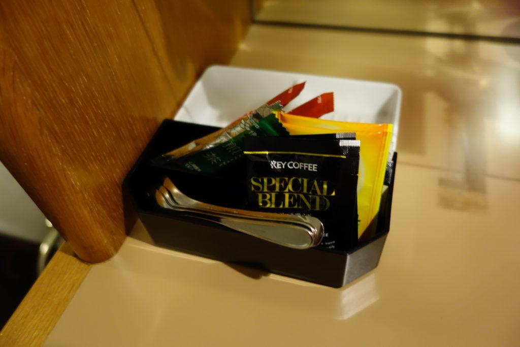 ANAクラウンプラザホテル沖縄ハーバービューお茶類