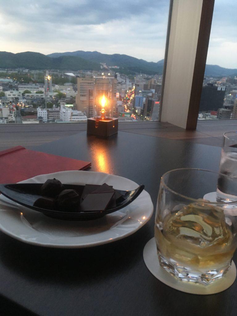 ANAクラウンプラザ岡山チョコレート