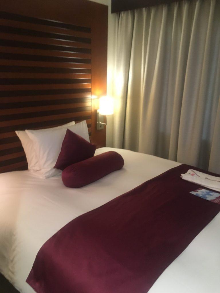 ANAクラウンプラザ岡山ベッド