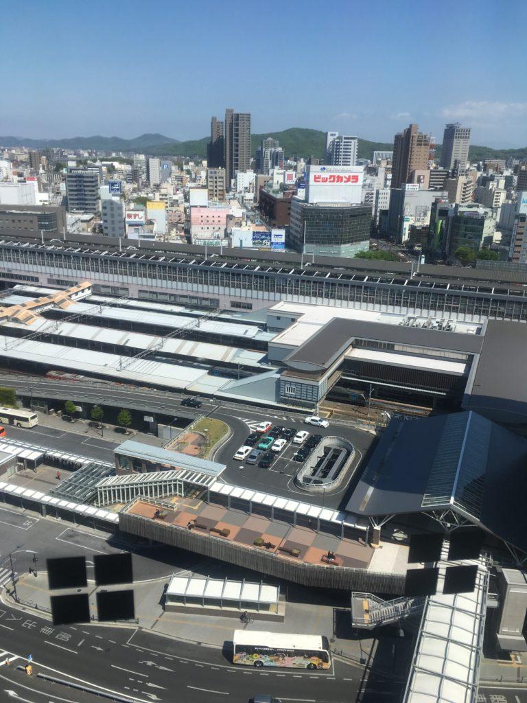 ANAクラウンプラザ岡山駅