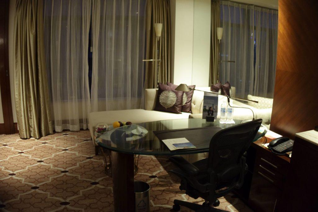 ウェスティン外灘センター上海お部屋1