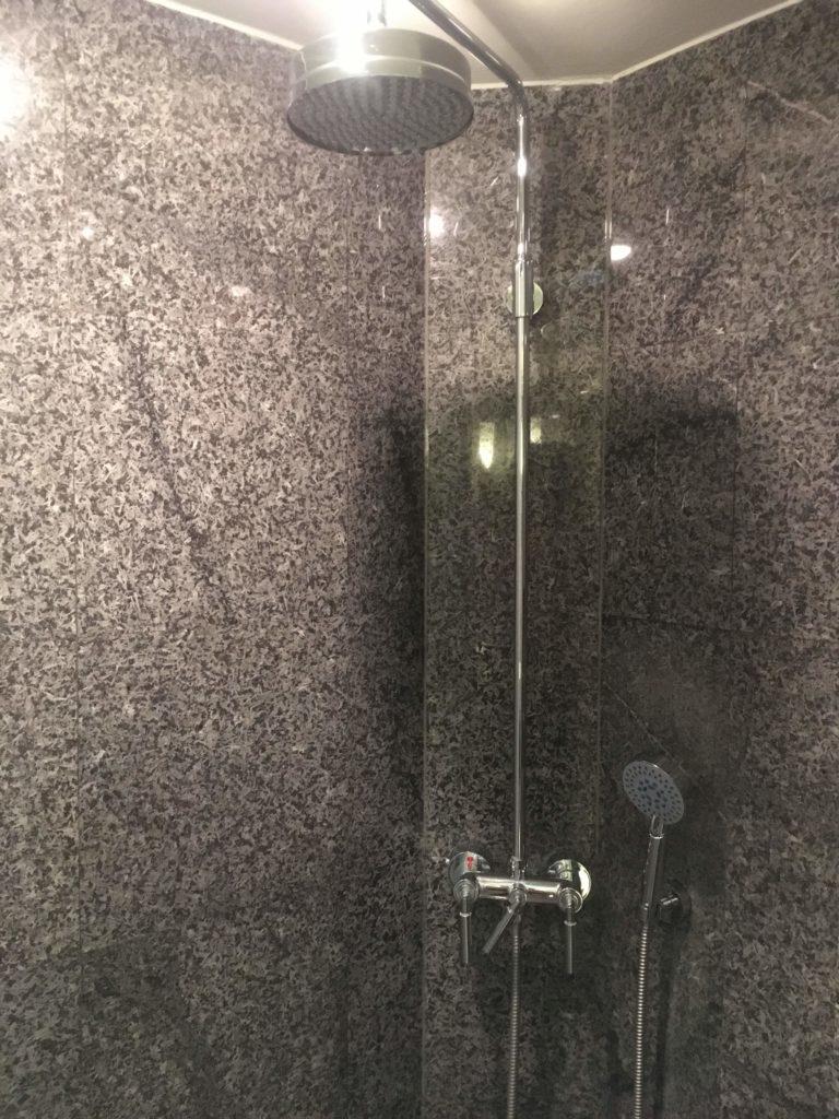 ウェスティン外灘センター上海お部屋シャワー