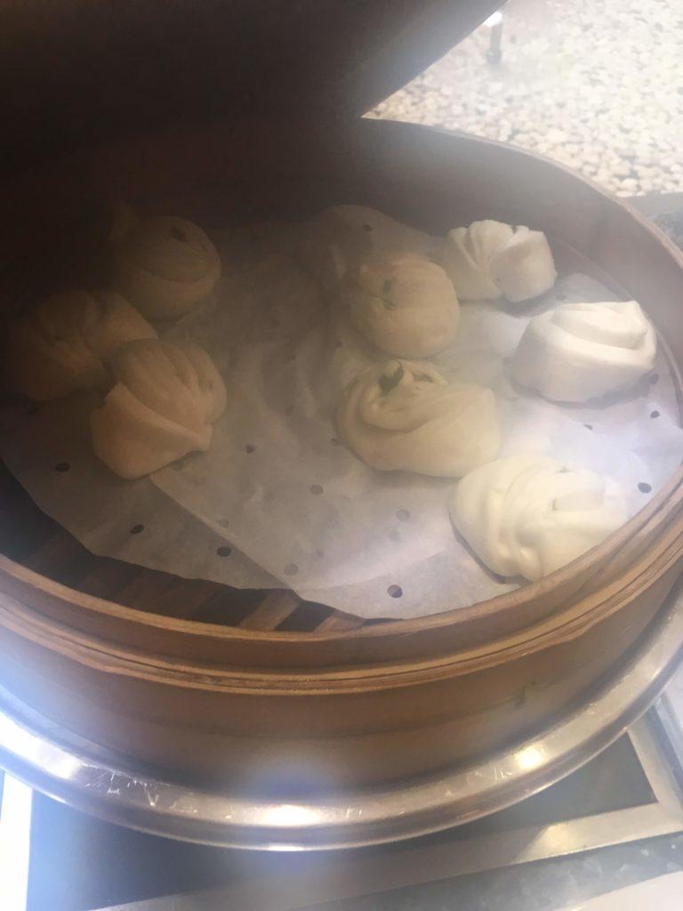 ウェスティン外灘センター上海朝食肉まんの皮