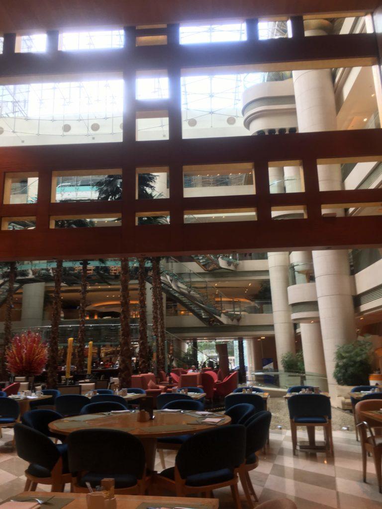 ウェスティン外灘センター上海朝食会場3