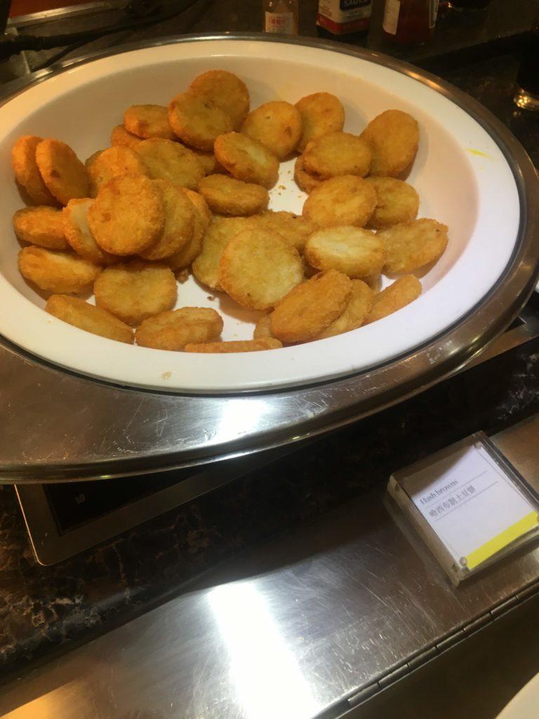 ウェスティン外灘センター上海朝食洋食4