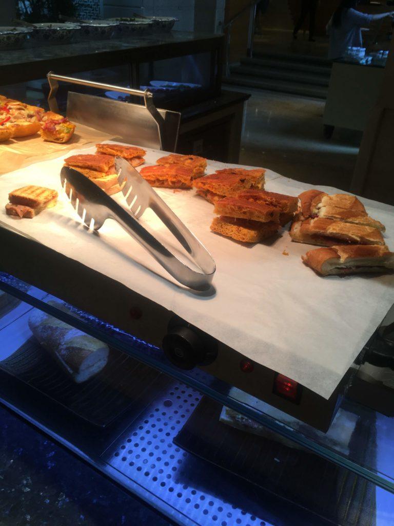 ウェスティン外灘センター上海朝食パン