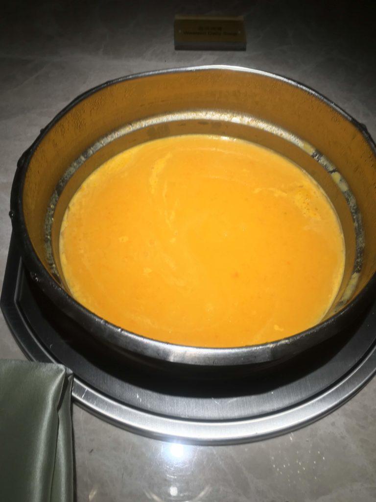 コートヤード台北ラウンジカクテルタイムスープ