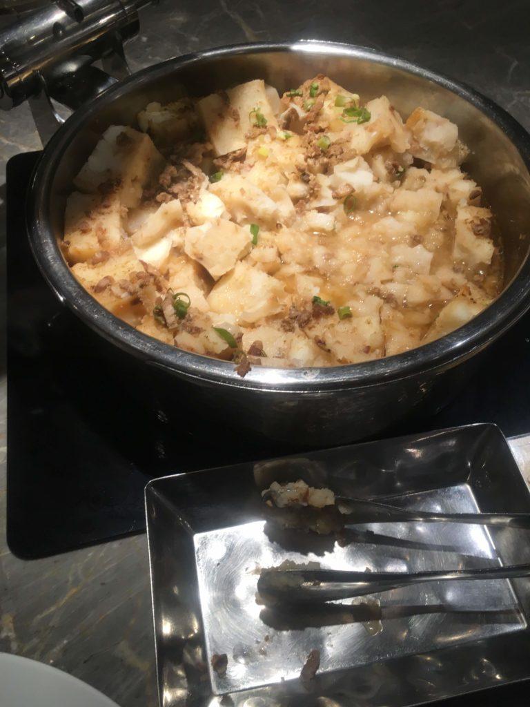 コートヤード台北ラウンジカクテルタイムお食事