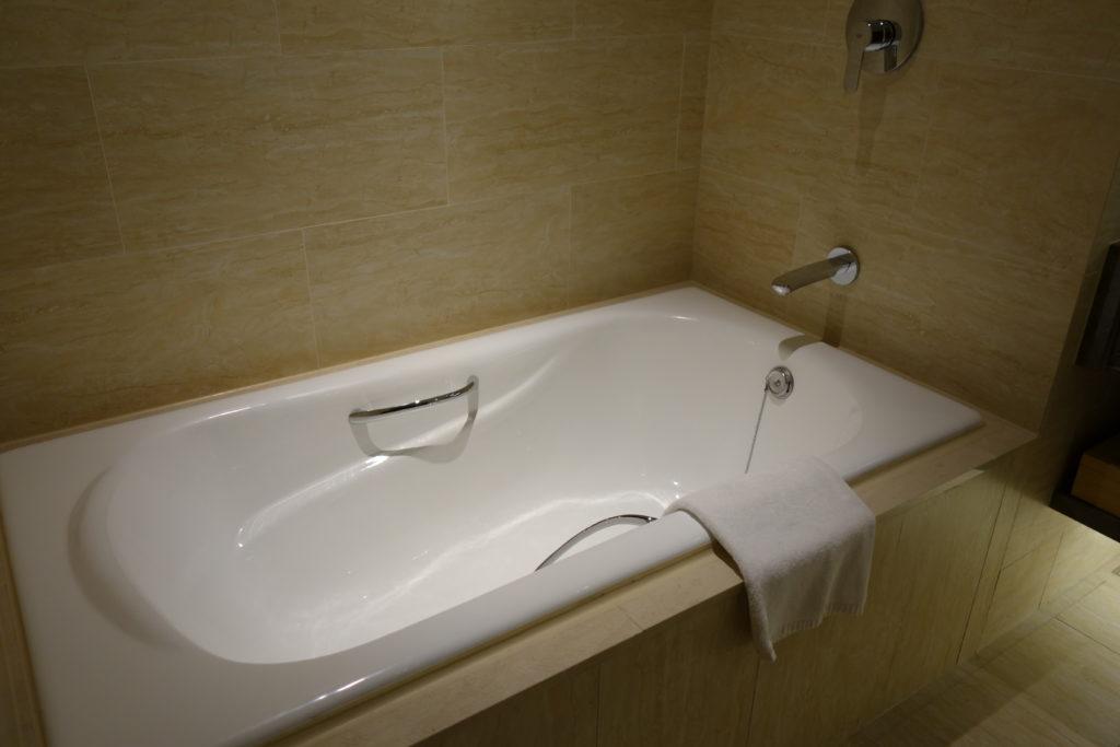 コートヤード台北部屋お風呂