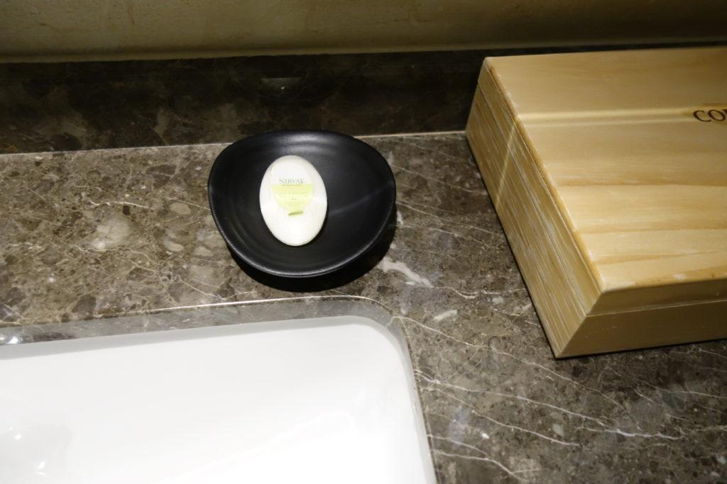 コートヤード台北部屋石鹸